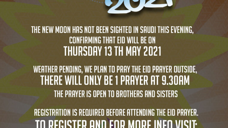 Eid-ul-Fitr 2021
