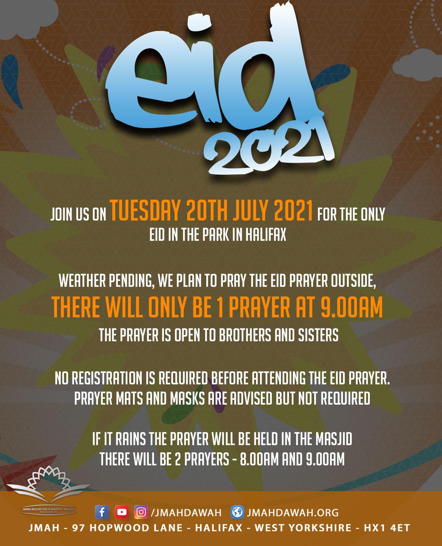 Eid-ul-Adha 2021